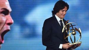 Edinson Cavani PSG Award Best Player