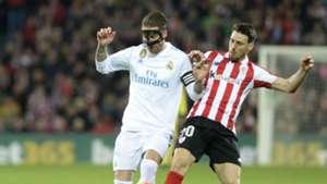 Sergio Ramos Real Madrid LaLiga Primera Division 02122017