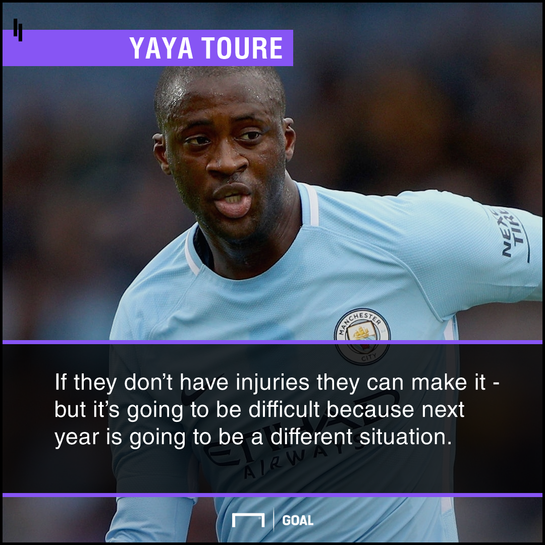 Yaya Toure ps