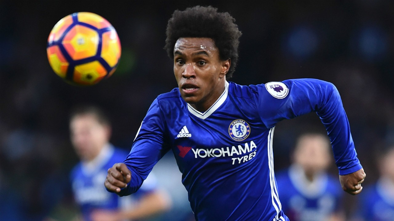 Man Utd tried to sign Chelsea star Willian