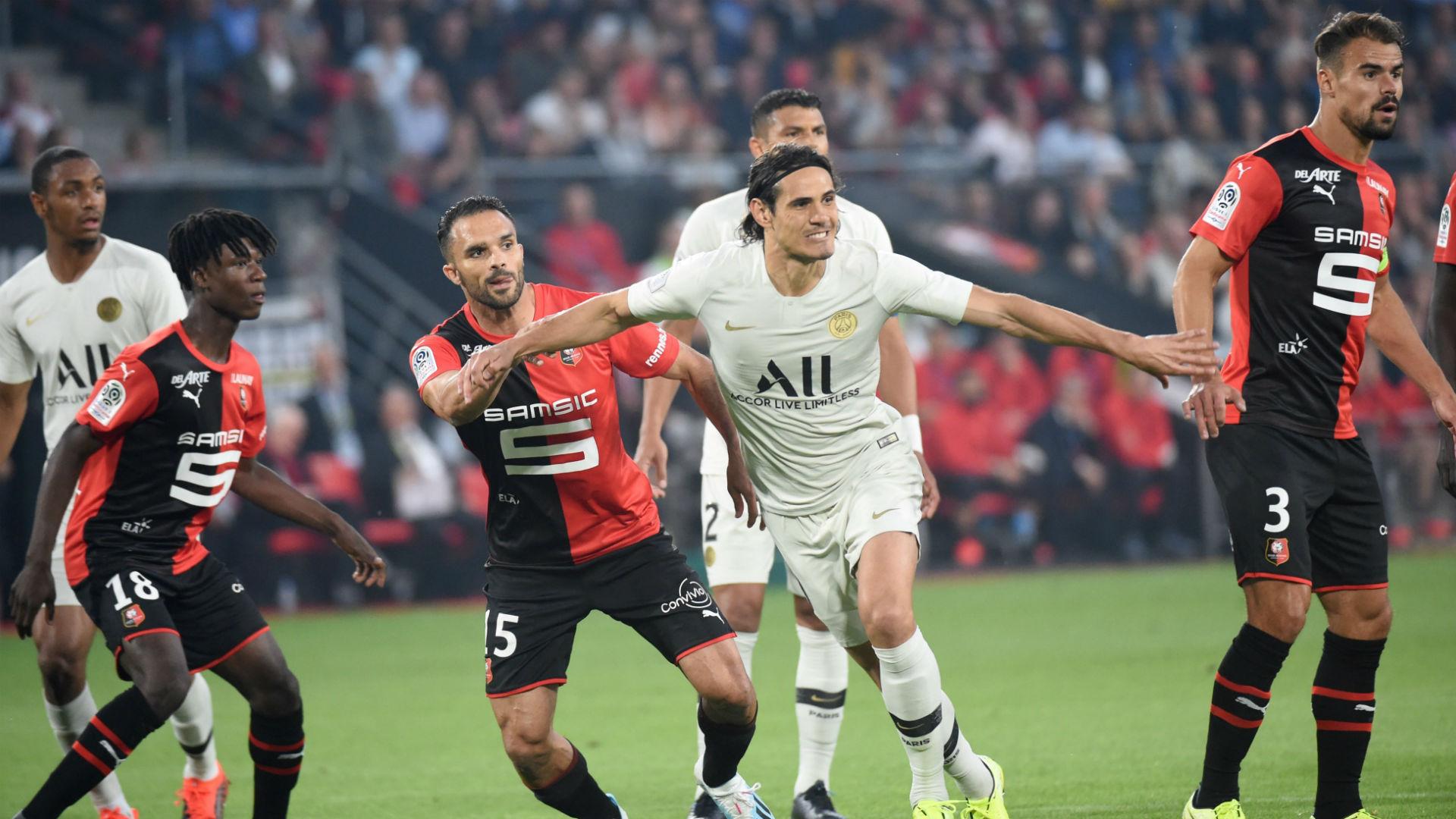 Ligue 1 : le PSG tombe face à Rennes (2-1)