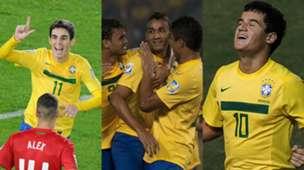 collage Brasilien