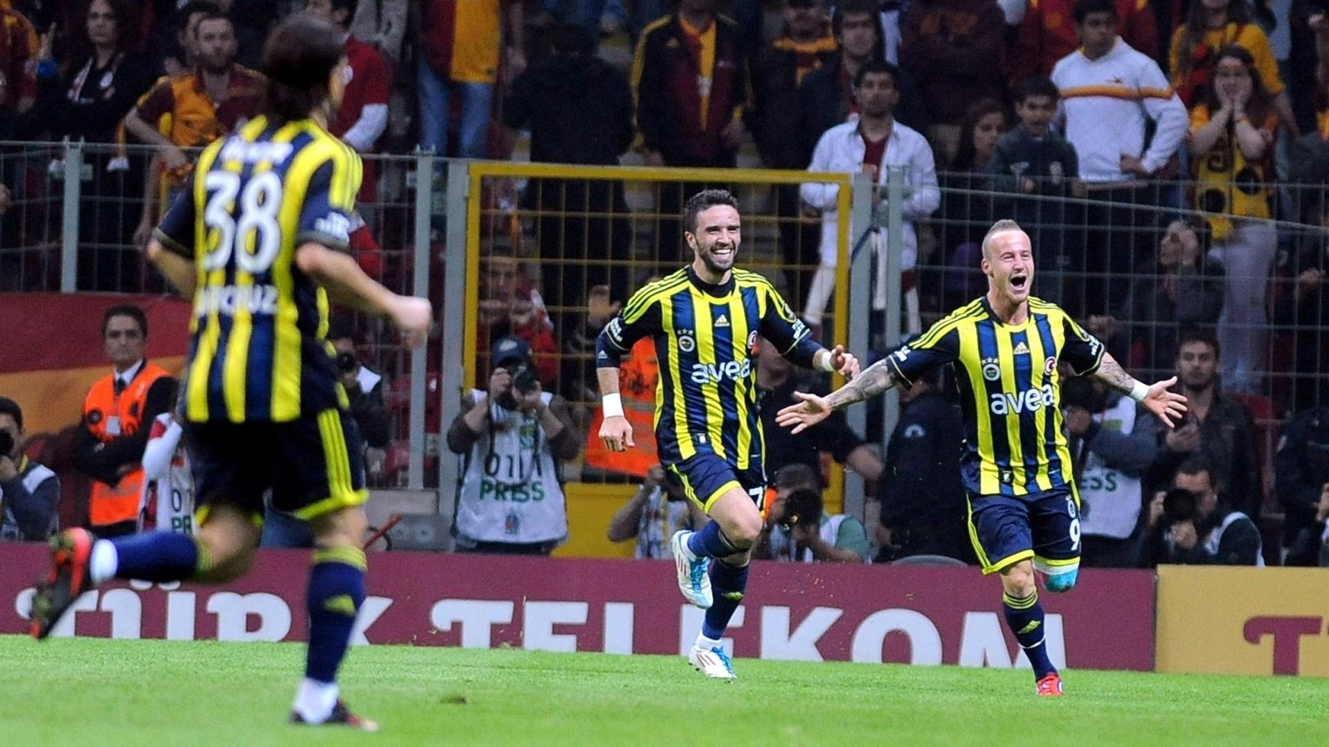 Galatasaray_Fenerbahce_Miroslav Stoch_Goal