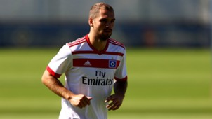 pierre michel lasogga hamburger sv bundesliga 070917