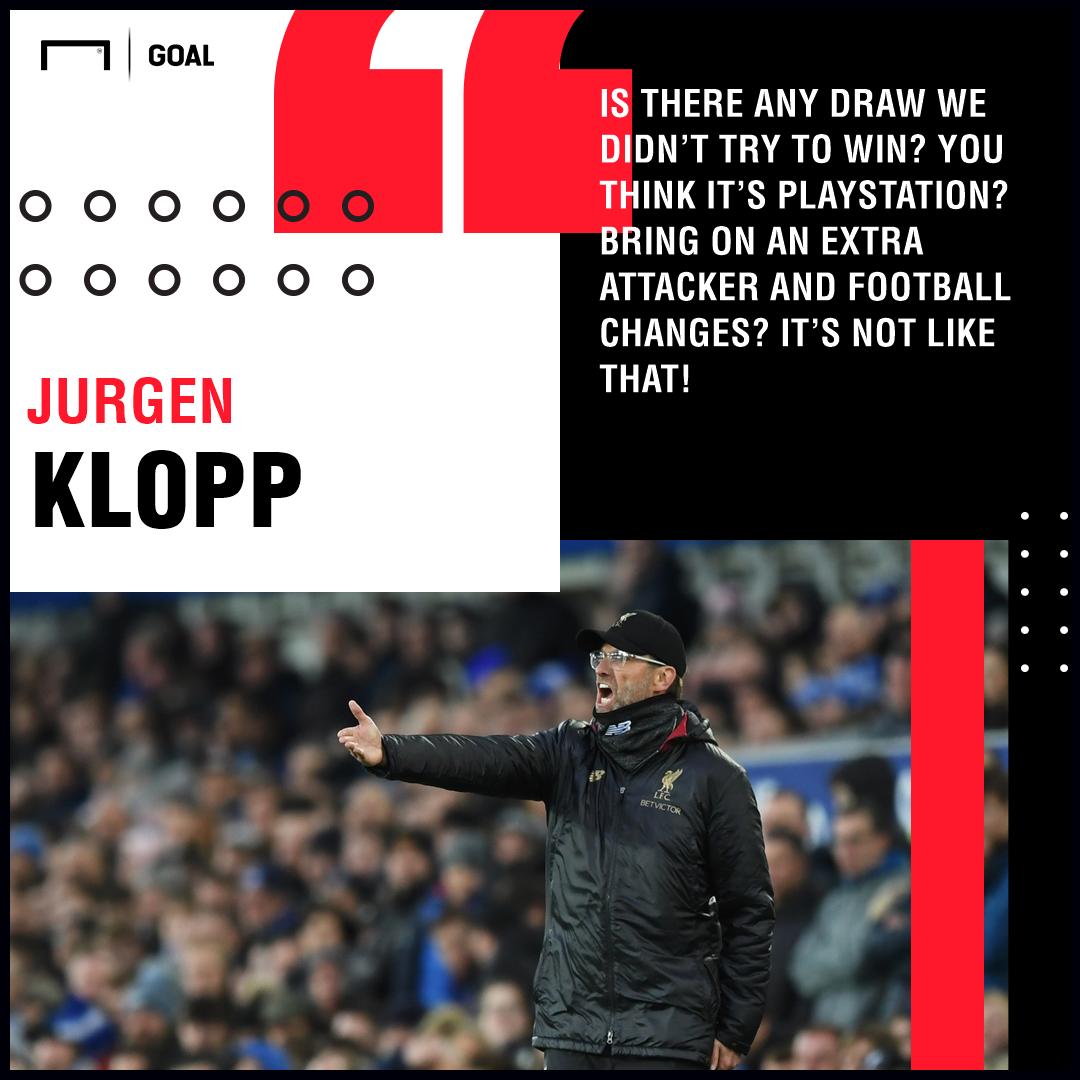 Jurgen Klopp Liverpool PS