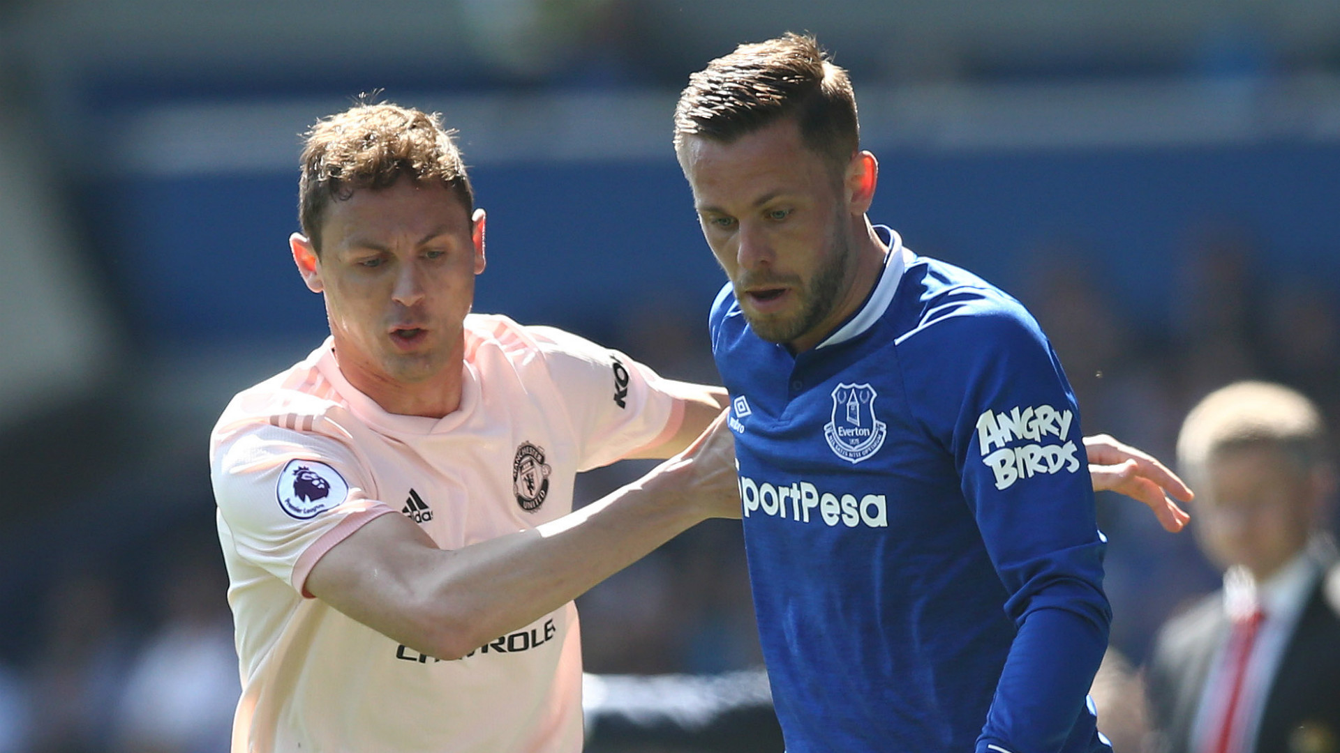 Everton 4-0 Manchester United: Matic takes responsibility ...
