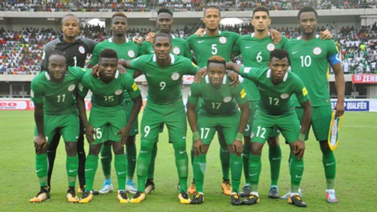 NIGERIA TO FACE CROATIA AND MESSI SIDE ARGENTINA IN 2018 WORLD