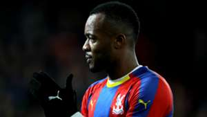 Crystal Palace manager Hodgson hails Jordan Ayew for his attacking and defending