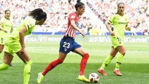Barcelona women, Atletico Madrid women