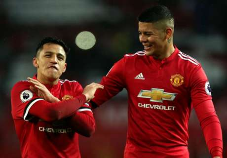 Rojo's reaction to Alexis signing: 'F****** hell, no'