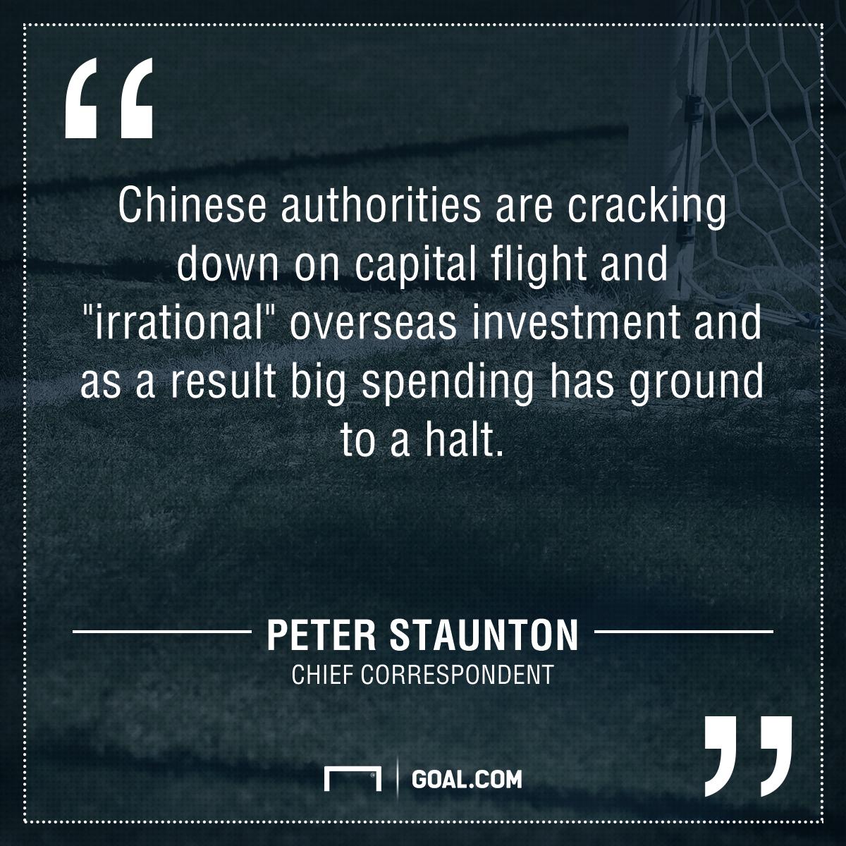 Chinese spending GFX