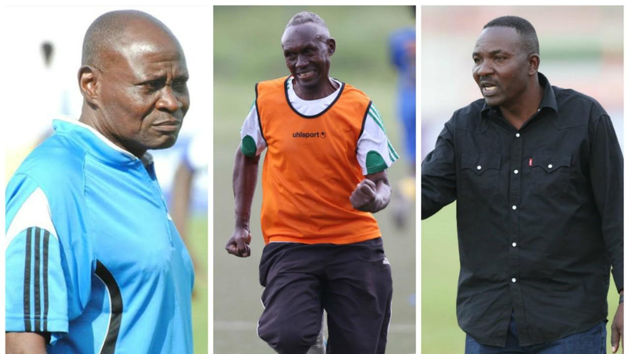 KPL coaches.