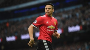 Alexis Sánchez - Manchester United
