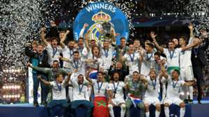 Real Madrid UCL Champions BL-győztes
