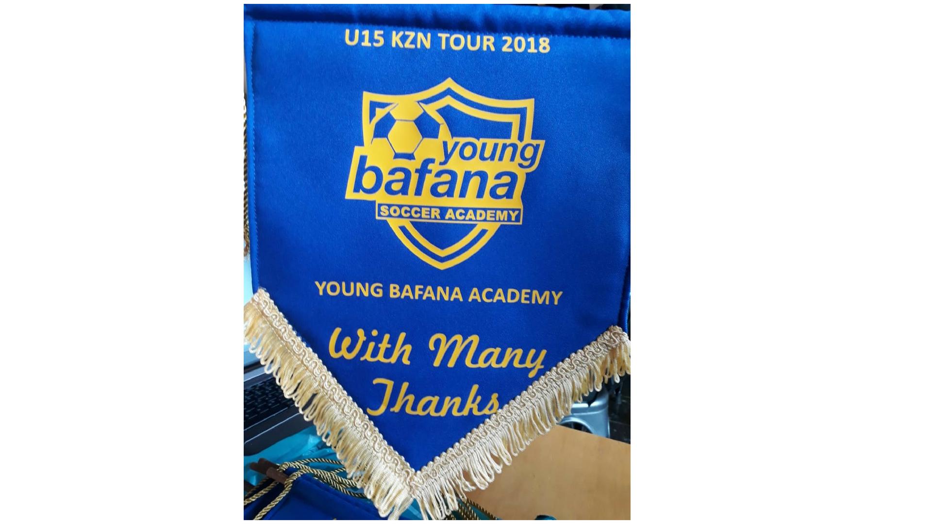 young bafana banner