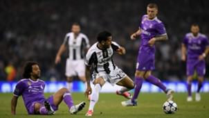 Dani Alves Marcelo Juventus Real Madrid