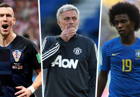 Perisic, Willian & Man Utd's summer transfer targets
