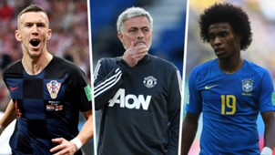 Perisic Mourinho Willian Split