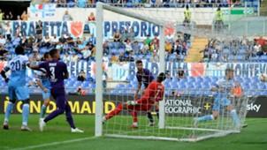 Ciro Immobile Lazio Fiorentina Serie A