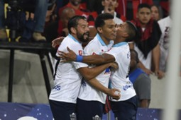 Teófilo Gutiérrez gol  Junior de Barranquilla a Flamengo Copa Sudamericana