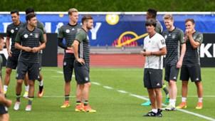 Deutschland Training 05072016