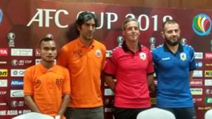 Persija & Tampines Rovers