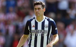 Gareth Barry, West Bromwich Albion