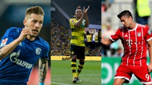 Aubameyang, Lewandowski & Calon Top Skor Bundesliga Jerman 2017/18