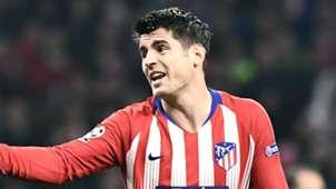Alvaro Morata Atletico Madrid 2018-19
