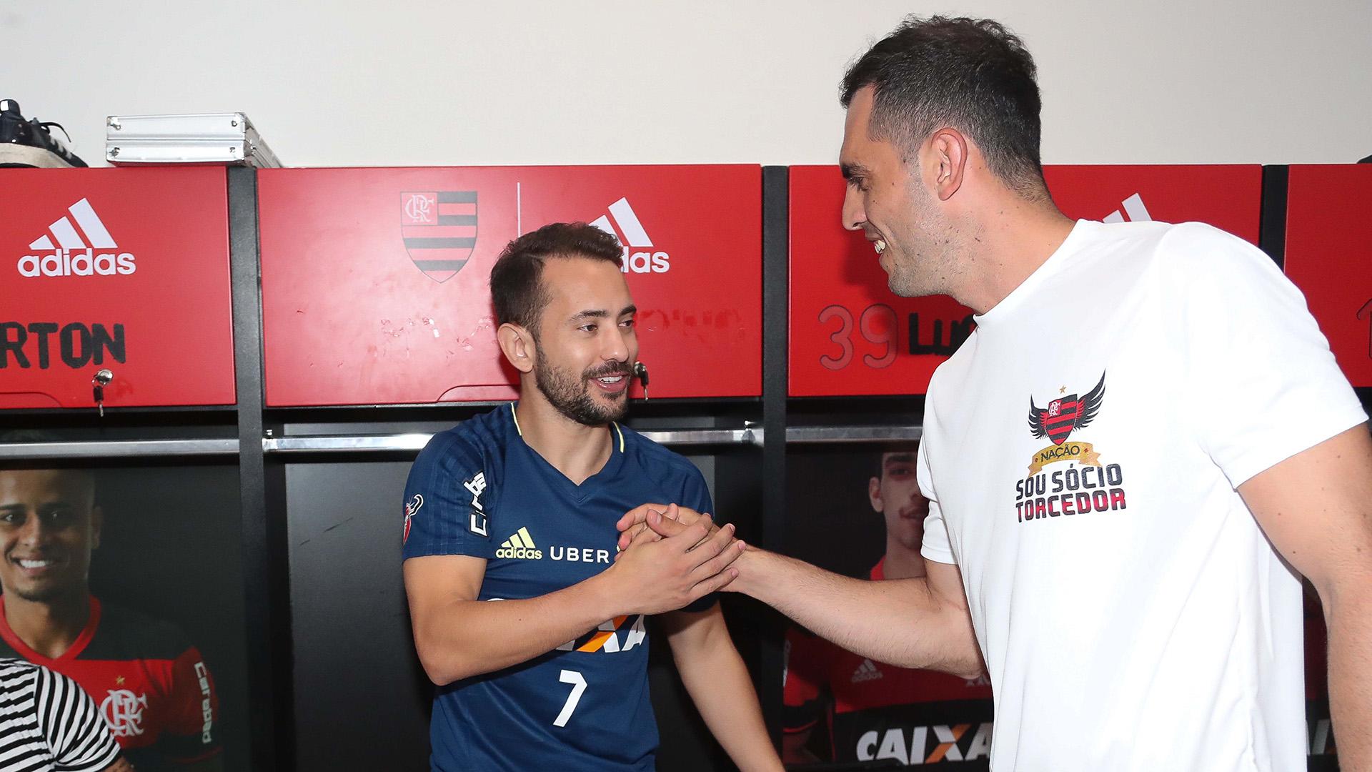 Rhodolfo Everton Ribeiro Flamengo 12062017