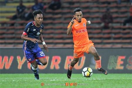 Faris Shah Rosli, Kelantan, Faris Ramli, PKNS FC, Malaysia Super League, 09032018