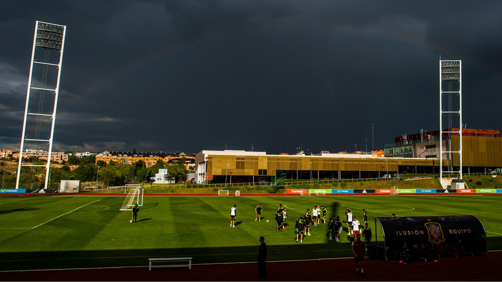 Ciudad del Futbol Las Rozas