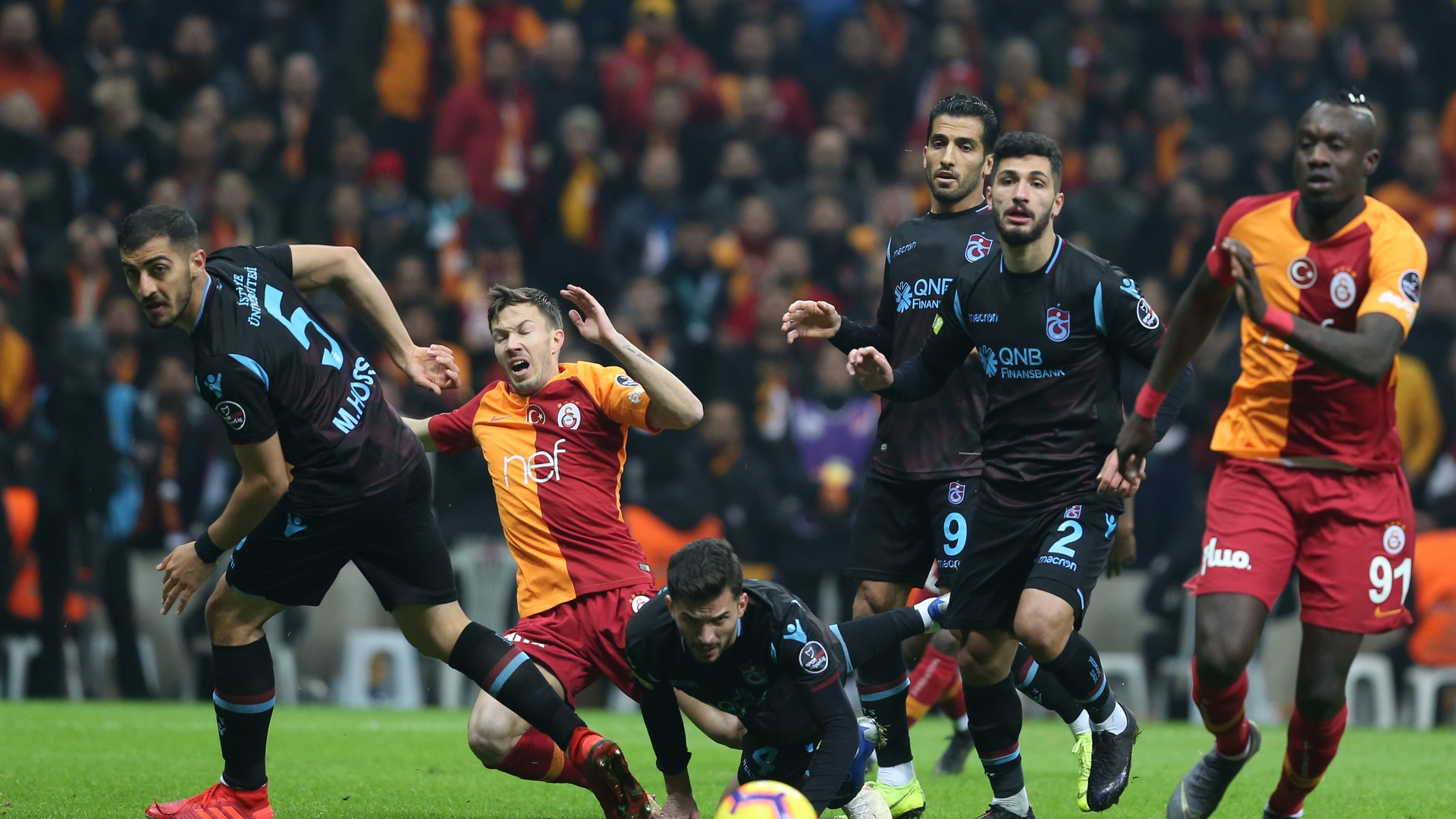 Galatasaray Trabzonspor 2102019