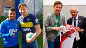 Jamie Lannister, de Game of Thrones, Boca y River
