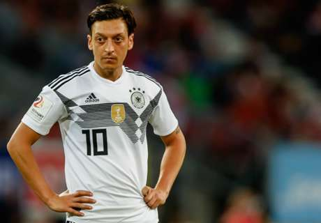 'Uncomfortable Ozil could quit Germany after World Cup'