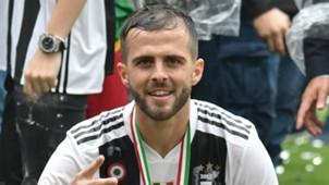 Miralem Pjanic Juventus 2017-18