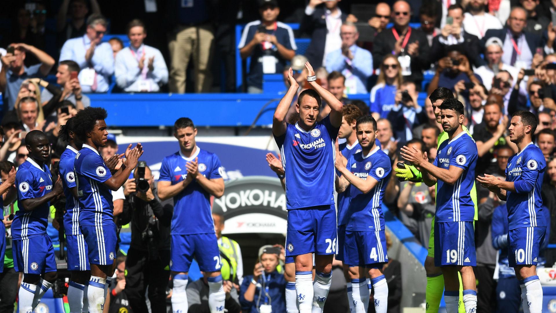Terry lascia Chelsea, festa e lacrime