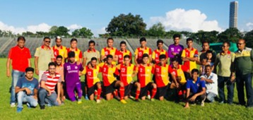 East Bengal U-19 IFA Shield