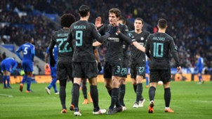Leicester Chelsea FA Cup 18032018