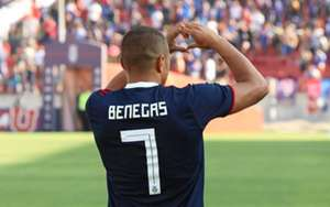 Leandro Benegas - Universidad de Chile