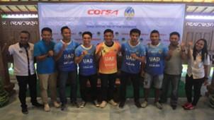 PSIM Yogyakarta & Corsa