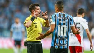 Andres Cunha Copa Libertadores 2018 Gremio River