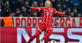 Arjen Robben Bayern Munchen Besiktas Champions League 20022018