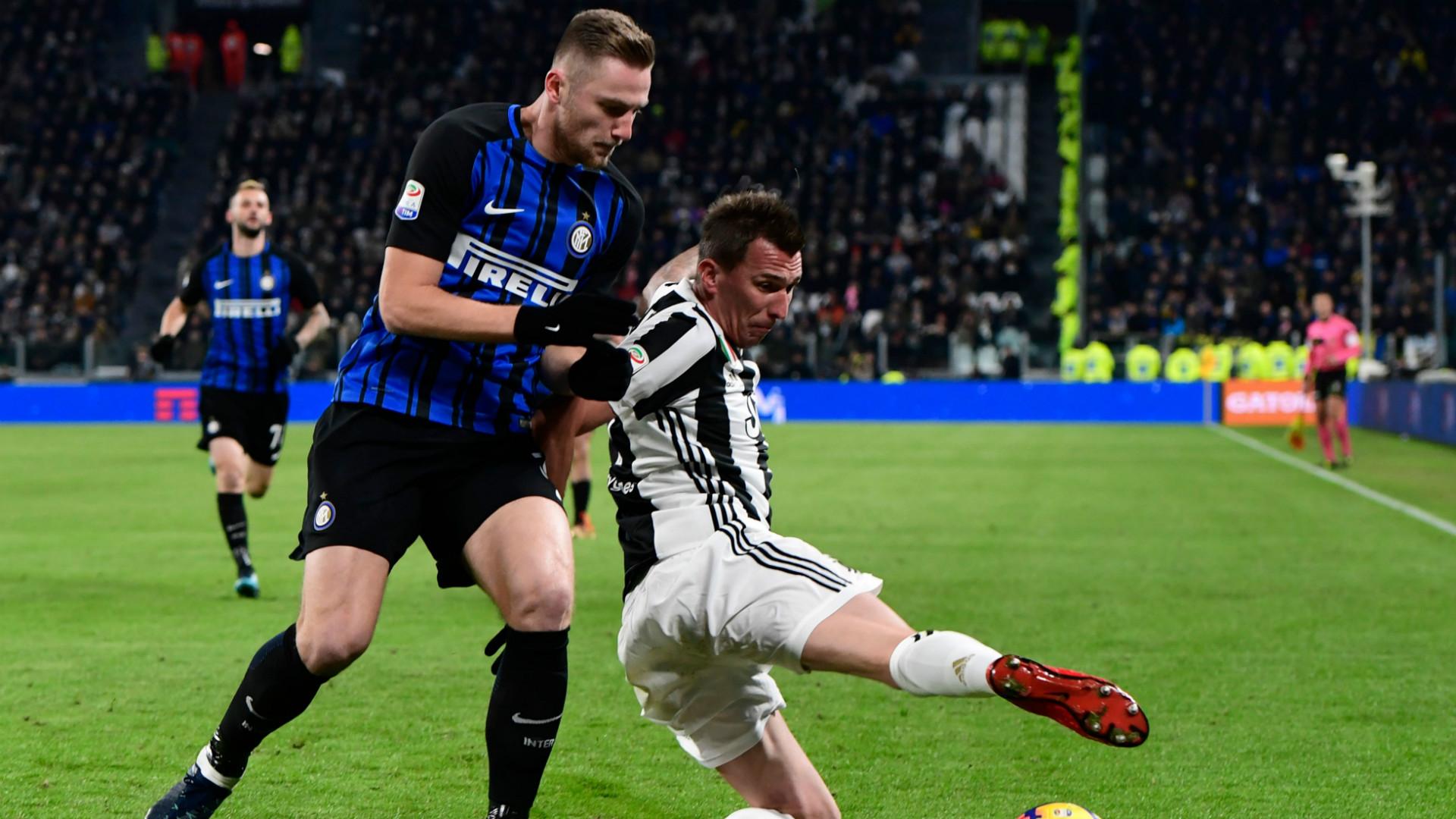 Juventus Inter Serie A 09122017
