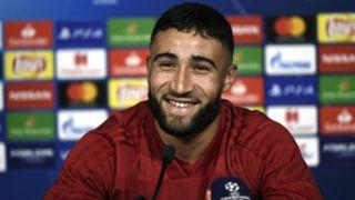 Nabil Fekir Lyon UEFA Champions League