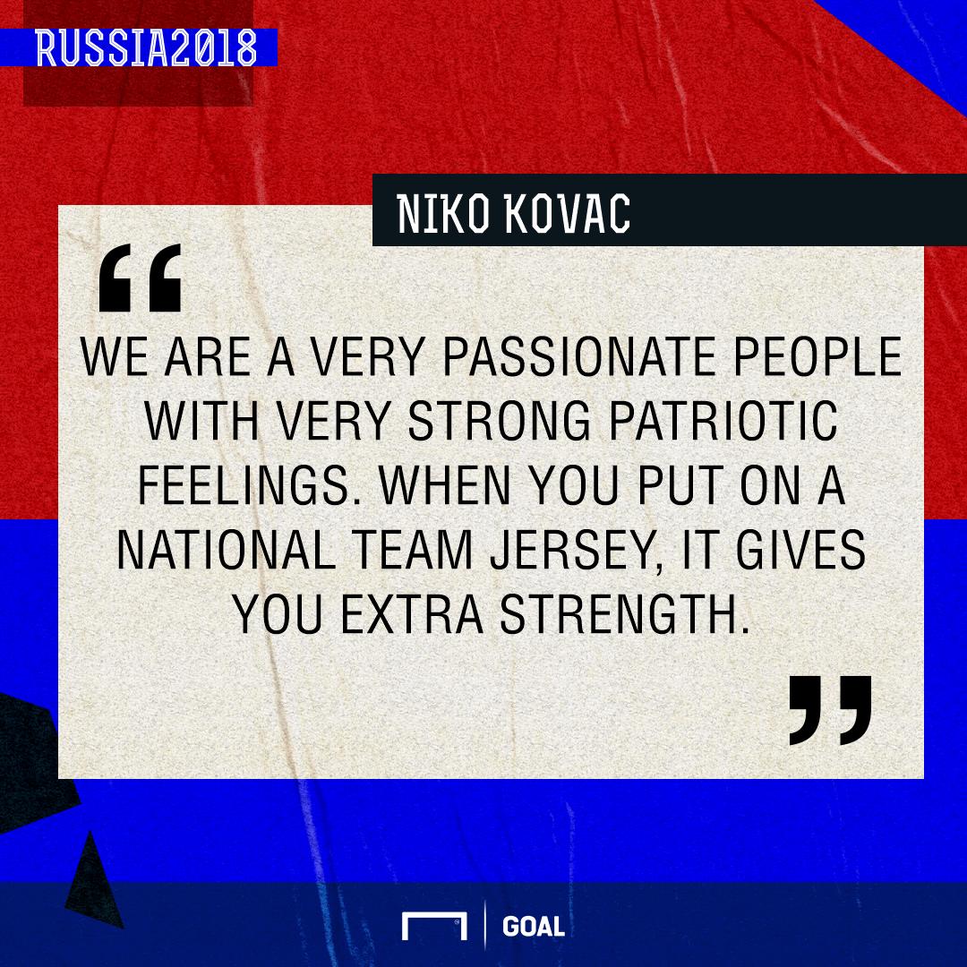 Nico Kovac Croatia PS