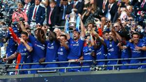 Chelsea lift FA Cup