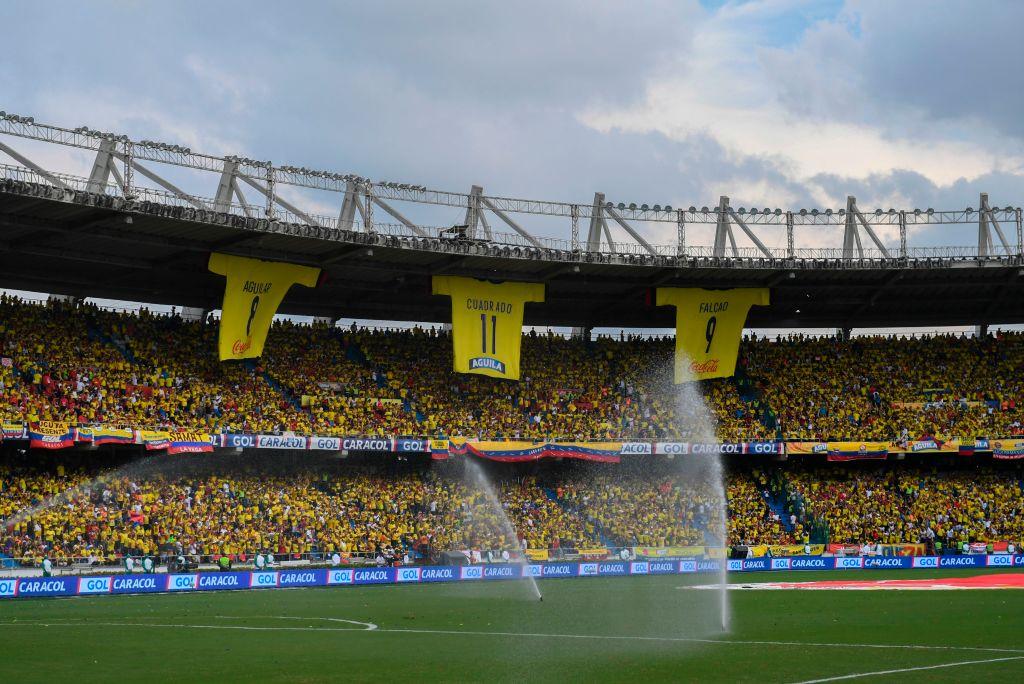 Estadio Metropolitano de Barranquilla Colombia