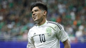 Martin Barragan Mexico Gold Cup