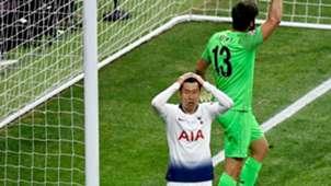 Son Heung Min Tottenham Liverpool Champions League